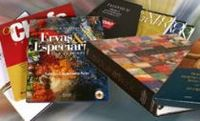 Servicios de impresión (revistas, libros, catálogos, etc.) -