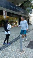 Distribución de folletos en Río de Janeiro, RJ distribución de folletos de empresa volanteo Servicio volanteo -